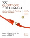 1001 Quotations that Connect **