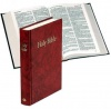 KJV - Windsor Text Burgundy Hardback Edition