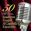 CD - 50 Old Time Southern Gospel ACappella Quartet Favourites (3 cds)