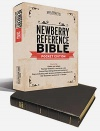 KJV Newberry Reference Pocket Edition Bible