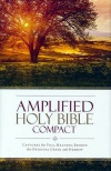 AMP Amplified Revised Compact Holy Bible, Hardback Edition