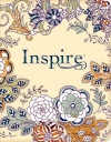 NLT Inspire Bible, The Bible for Creative Journaling