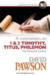 A Commentary on The Personal Letters, Timothy, Titus & Philemon