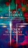 Polish - English ESV Dual Language New Testament, Hardback Edition