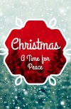 Tract - Christmas, A Time for Peace - CMS - Pack of 25