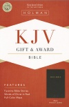 KJV Gift & Award Bible Black Imitation Leather - GAB - Value Park of 20 = £4.79 - VPK