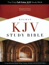 KJV Full Color Study Bible, Thumb Index Imitation Leather