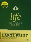NLT Life Application Large Print Study Bible, Third Edition Hardback