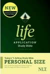 NLT Life Application Personal-Size Study Bible, Hardback Edition