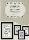 Birthday Cards - Good and Faithful Servant, Box of 12