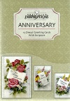 Anniversary Cards- A Lifelong Love, Deluxe Diecut, Box of 12
