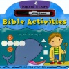 Bible Activities: Wipe-Clean Activity Book, Inspire to Learn Series