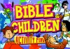 Bible Children, Activity Fun