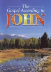 KJV Gospel According to John (pack of 10)