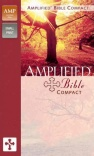Amplified Bible Compact Edition Hardback