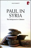 Paul in Syria - The Background to Galatians