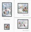 Christmas Cards - Winter Designs - Pack of 15 Assorted Cards - CMS