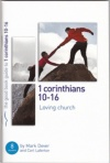 1 Corinthians 10-16  Loving Church - Good Book Guide