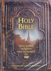 DVD -  King James Version New Testament on CD