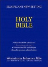 KJV - Westminster Reference Bible, Premium Calfskin Leather