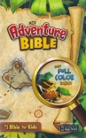 NIV - Adventure Hardback Colour Bible