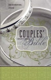 NIV - Couples Devotional Bible, Hardback