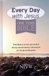 NIV - Every Day With Jesus Bible