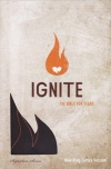 NKJV - Ignite Teen Bible, Earth Brown Leathersoft