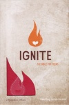NKJV - Ignite Teen Bible, Watermelon Pink Leathersoft