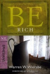 Be Rich - Ephesians - WBS