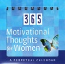 Perpetual Calender - 365 Days of Motivational thoughts for Women