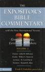 Expositors Bible Commentary vol 2 Genesis - Numbers