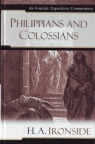 Philppians and Colossians