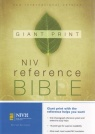 NIV Giant Print Reference: Hardcover (1984 edit)