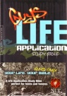 NLT Guys Life Application Study Bible - Hardback