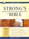 Strongs Exhaustive Concordance: KJV