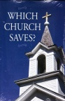Tract - Which Church Saves (pk 25)