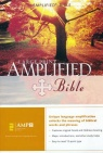 Amplified Large Print Bible (hardback)