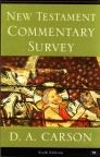 New Testament Commentary Survey (6th edition)
