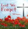 CD - Lest We Forget: Where the Poppy Meets the Cross (3 CD