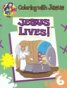 Coloring with Jesus, Jesus Lives