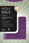 KJV - Classic Series Reference Edition, Plum Leathersoft