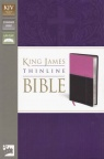 KJV - Thinline Bible, Orchid / Chocolate