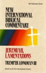 Jeremiah and Lamentation - NIBC