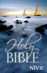 NIV - Larger Print Bible, Paperback - GAB