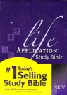 NKJV Life Application Study Bible - Hard back