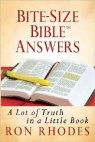 Bite Size Bible Answers