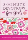 3 Minute Devotions for Girls