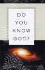 Tract - Do You Know God - (Pack of 25)