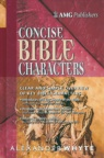 Concise Bible Characters